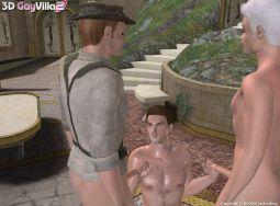 3D Gay Villa APK game