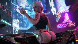 CyberSlut 2069 gameplay