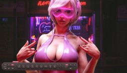 CyberSlut2069 video game