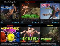 Gay porn online games