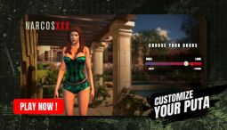 NarcosXXX game review