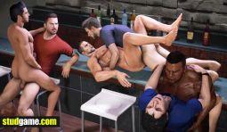 stud gay game simulator